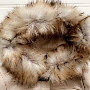 Zara Duffle coat with Hood